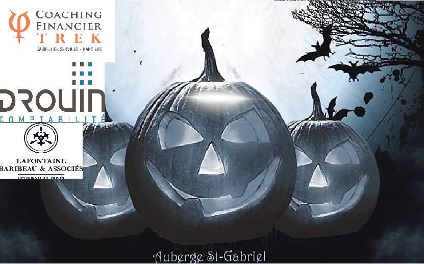 Soirée Halloween – 2 novembre 2018