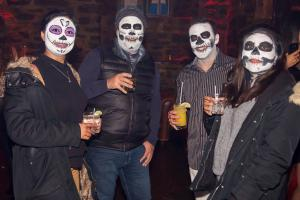 Party d'halloween 2017